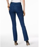 $59.50 Charter Club Prescott Tummy slimming Bootcut Jeans, Size 6 - $21.04