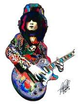 "Marc Bolan, T. Rex, Guitar, Vocals, Musician, Hard Rock, 18""x24"" Art Pri... - $19.99"