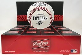 (12) Rawlings Official 2015 All Star Futures Game MLB Baseball Boxed - D... - $273.84