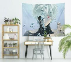 3D Tokyo Ghoul P45 Anime Tapestry Hanging Cloth Hang Wallpaper Mural Pho... - $10.55+