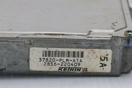 04-05 Honda Civic 1.7 5sp MT ECU PCM Engine Computer & Immobilizer 37820-PLR-A14 image 2