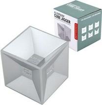 Kikkerland Bar Tools Jigger Cube 6 Measurements Cocktail Shaker Shot Mix... - $23.49