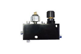 PVC-B-Adjustable Proportioning Valve + Distribution Block image 2