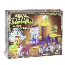 Doctor Dreadful Freaky Food Lab