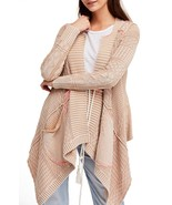 Free People All Washed Out Cardigan Mult Sz - $89.99