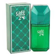 Café Men 2 Eau De Toilette Spray By Cofinluxe For Men - $21.85