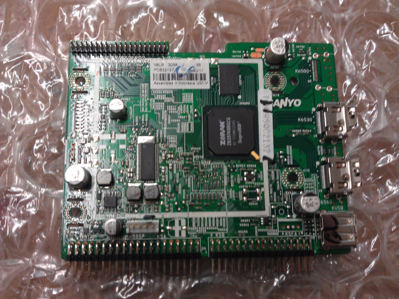 1LG4B10Y06900 N8LR Digital Main Board Board From Sanyo DP32640 P32640-07 LCD TV