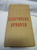 Vintage Electrolux Sprayer with Original Box - $7.92