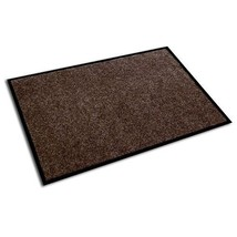 Large Floor Entrance Mat Gray Anti Slip Rubber Recycled Welcome Mats Pat... - $59.35