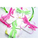 4 Gift Merchandise Product Order Shipping Tags ... - $4.00