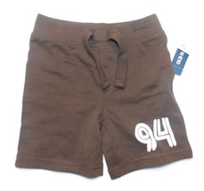 Old Navy Toddler Boys Brown Shorts Sizes 12-18M and 18-24M NWT - $11.39