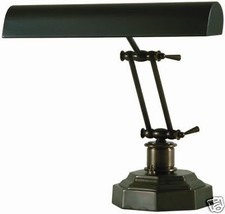 House of Troy Mahogany Bronze Piano Desk Lamp P14-203-81 - $238.00