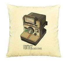 Vietsbay Vintage Camera-4 Printed Decorative Pillows Cover Cushion Case ... - €12,24 EUR