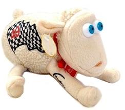 """Serta Nascar #49 Plush 8"""" Sheep - $39.99"""
