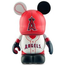 Disney Parks MLB Los Angeles Angels of Anaheim Vinylmation Figure (3 Inc... - $22.95