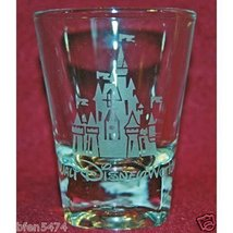 Walt Disney World Castle Toothpick/Shot Glass - $16.95