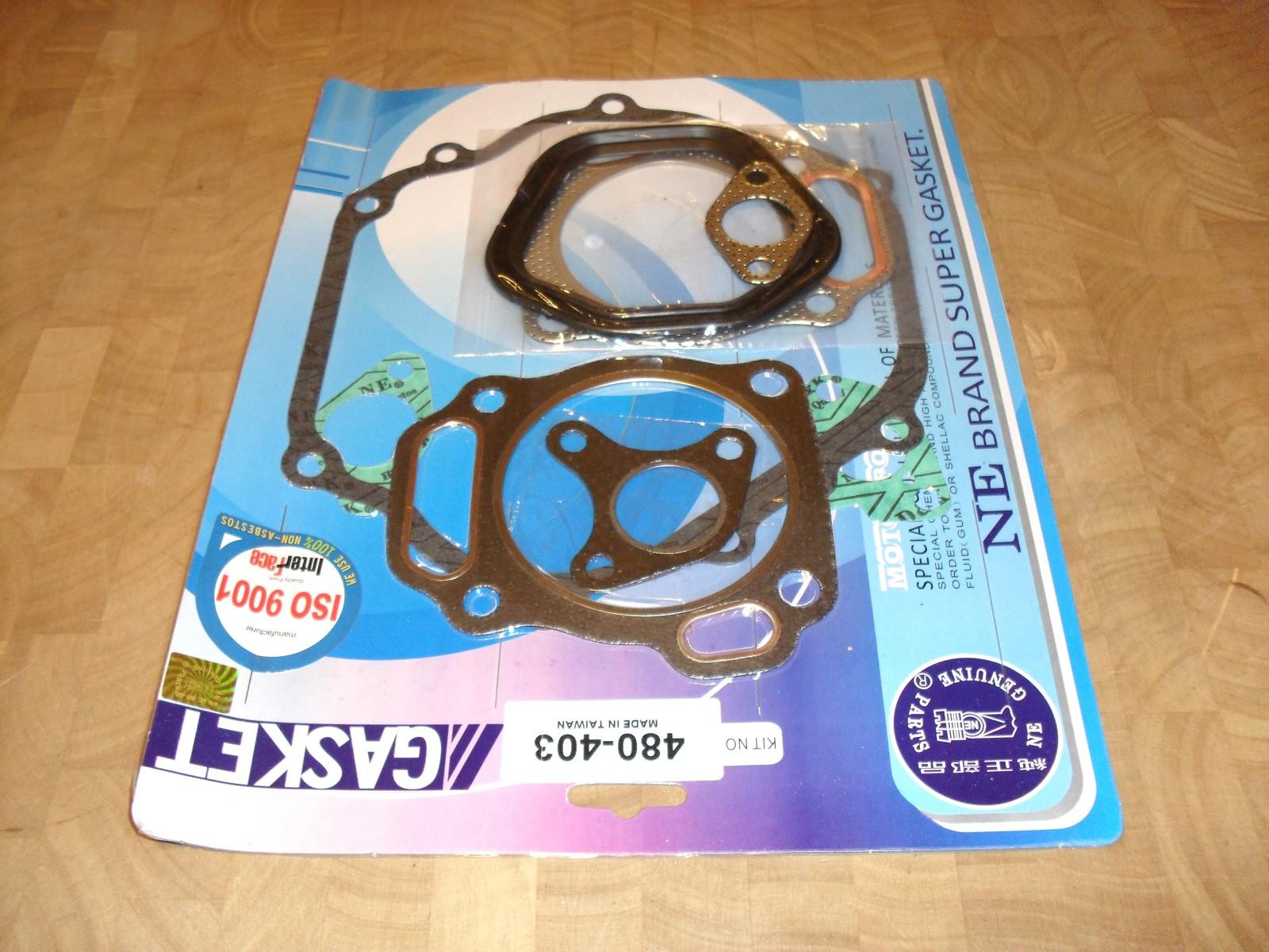 Honda GX390 Engine Gasket Set 06111-ZF6-406 and 50 similar items