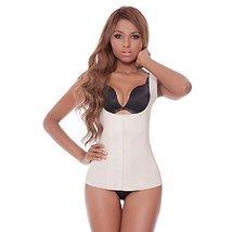 Ann Michell Vest Waist Cincher Style 2027 - Nude - 44 - $77.41