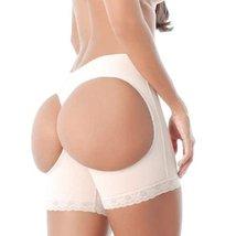 Ann Michell (1045) Butt Lift Short Pant Liner (Black 4X) - $32.33