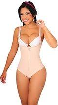 Faja Salome Body Strapless 212 Brasilera/Strapless G-String Thong Girdle... - $70.51