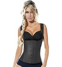 Ann Michell Vest Waist Cincher Style 2027 - Black - 34 - $54.87