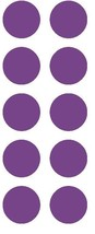 "1-1/2"" Lavender Round Color Coded Inventory Label Dots Stickers MADE IN USA - $2.49+"