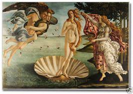 The Birth of Venus, Sandro Botticelli ~ Painting Fridge Magnet #A230 - $5.99