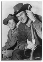 Chuck Connors - The Rifleman - 2 x 3 Rectangle Fridge Photo Magnet #MA102 - $5.99