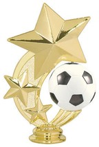 Spinning Soccer Trophy SCHOOL Game TEAM Award SPORT Low Shipping #XT306 - $3.99