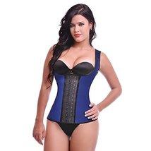 Ann Michell 2022 Sport Vest Waist Cincher Blue Size 34 Small - $57.80