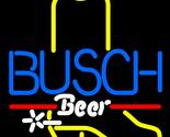 Busch cowboy boot neon sign 16  x 16  thumb155 crop
