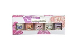 Yankee Candle 5 Votive Giftset, Multi-Colour, 5.2 x 26.1 x 9 cm - $15.51