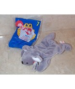 Beanie Babies Baby Ty Mel Koala Bear 1996 Retired Collectible Also Teeni... - $3.50