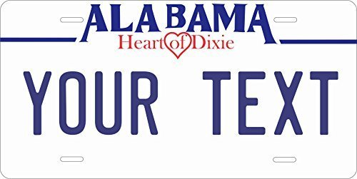 Primary image for Alabama 1992 Personalized Tag Vehicle Car Auto License Plate