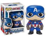 Funko Pop Vinyl - Civil War Captain America Figure