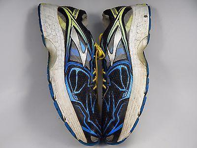 Brooks Ravenna 5 Men's Running Shoes Sz US 11.5 M (D) EU 45.5 Black 1101561D048