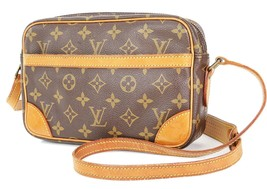 Authentic LOUIS VUITTON Trocadero 24 Monogram Shoulder Bag #33204 - $329.00