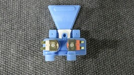 WH13X26535 GE WASHER WATER INLET VALVE - $12.75