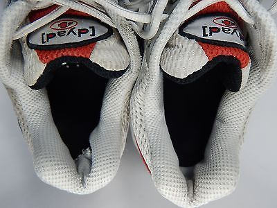 Brooks Dyad 4 Men's Running Shoes Sz US 12.5 M (D) EU 46.5 White Silver