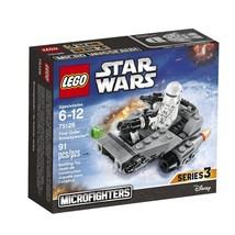 LEGO Star Wars First Order Snowspeeder 75126 - $10.77