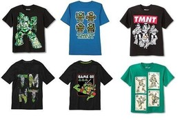 Teenage Mutant Ninja Turtles Boys T-Shirt Size XL 14-16 NWT - $13.99