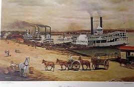 Ferryboat Columbia By C. W. Vittitow - $165.00