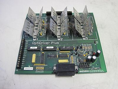 Primary image for WARRANTY Microkinetics DR832036 OptiDriver Opti Driver Plus VPC-2 Board