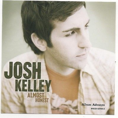 Primary image for Josh Kelley Almost Honest Limited Edition 2005 Promo Advance CD Rare