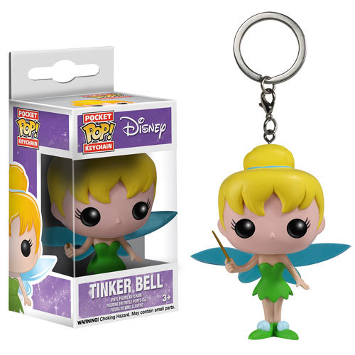 Primary image for Tinker Bell Funko Pop! Vinyl Keychain
