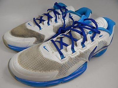 Nike Lunar TR 1 Men's Running Shoes Size US 10 M (D) EU 44 White Blue 531975-103