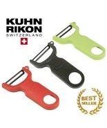 One (1) Kuhn Rikon Original Swiss Peeler, Model 2212 - Many Colors Avail... - $12.99