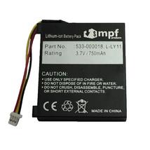 750mAh Battery 4 Logitech MX Revolution Laser Mouse L-LY11 F12440097 533... - $6.95