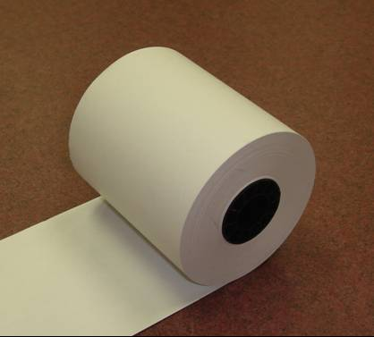 "VeriFone Vx520 Vx610 Vx670 Paper Rolls Thermal 2 1/4"" X 57 Ft. Box of 10"