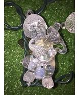 Set Of Ten Lighted Christmas Cherub Angels - $18.80
